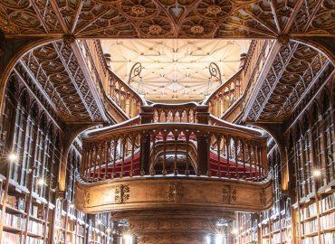 کتابخانه تاریخی شهر پورتو